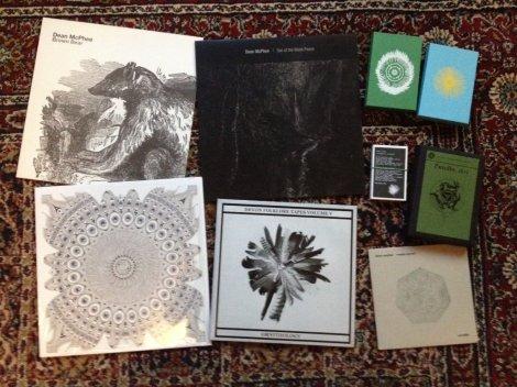 Dean McPhee discography